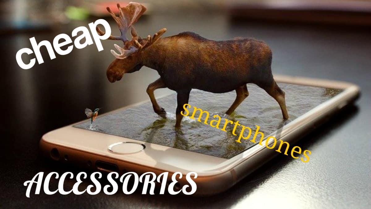 3 Cool Cheap Smartphone Accessories