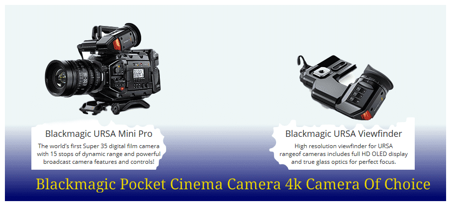 Blackmagic Pocket Cinema Camera 4k Camera cheap.png