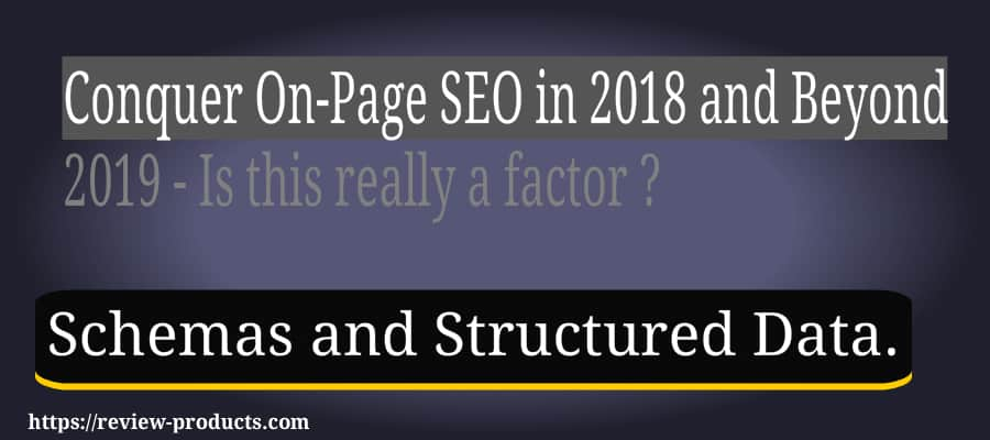 Conquer On-Page SEO in 2018 and Beyond