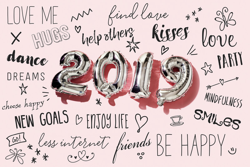 20 New Year's Resolution You Can Easily Keep, We Promise! 20