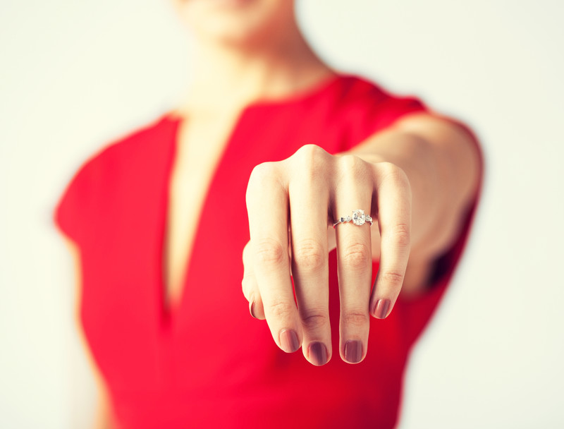 A Painful Reminder of The Past: Who Gets The Engagement Ring After Divorce? 9