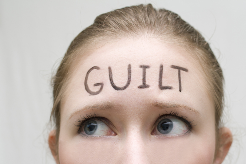 5 Ways to Reduce Mom Guilt During A Divorce 5