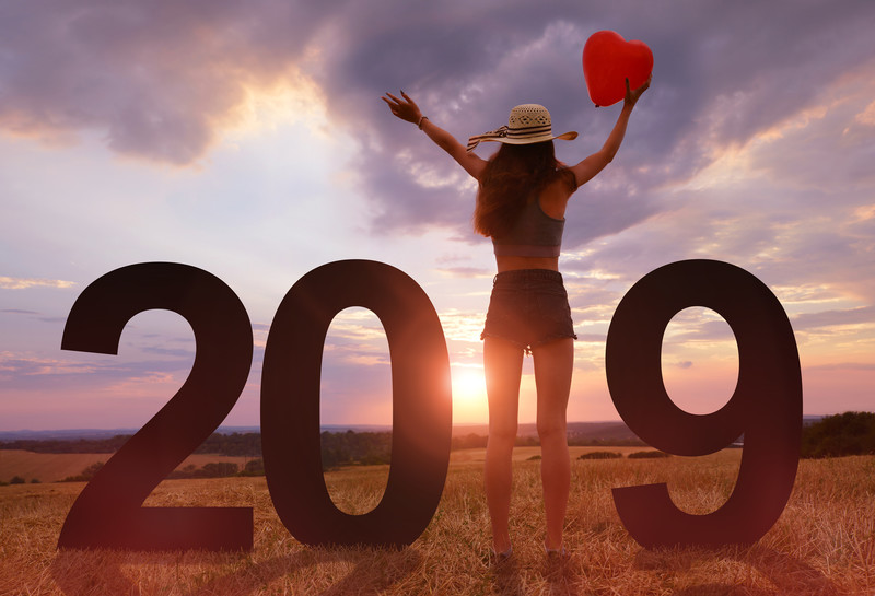 2019: It's Time To Pick Up The Pieces And Dream New Dreams 13