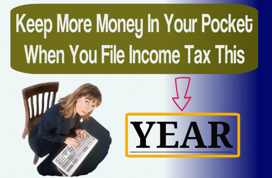 filing income tax for 2019