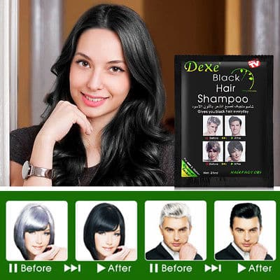 Black Hair Dye 16