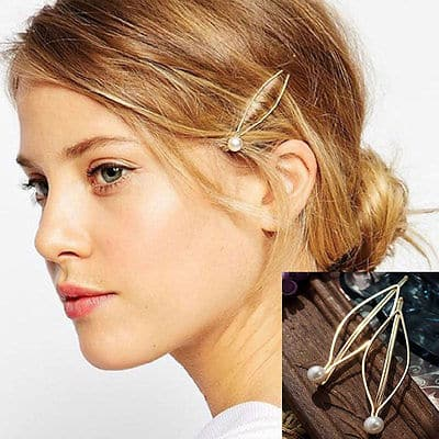 Bobby Pin Hairband 9