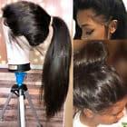 Brazilian Hair Wigs 360 21