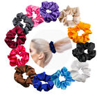 36Pack Women Girl Hair Scrunchies Velvet Elastic Hair Bands Scrunchy Hair Ties