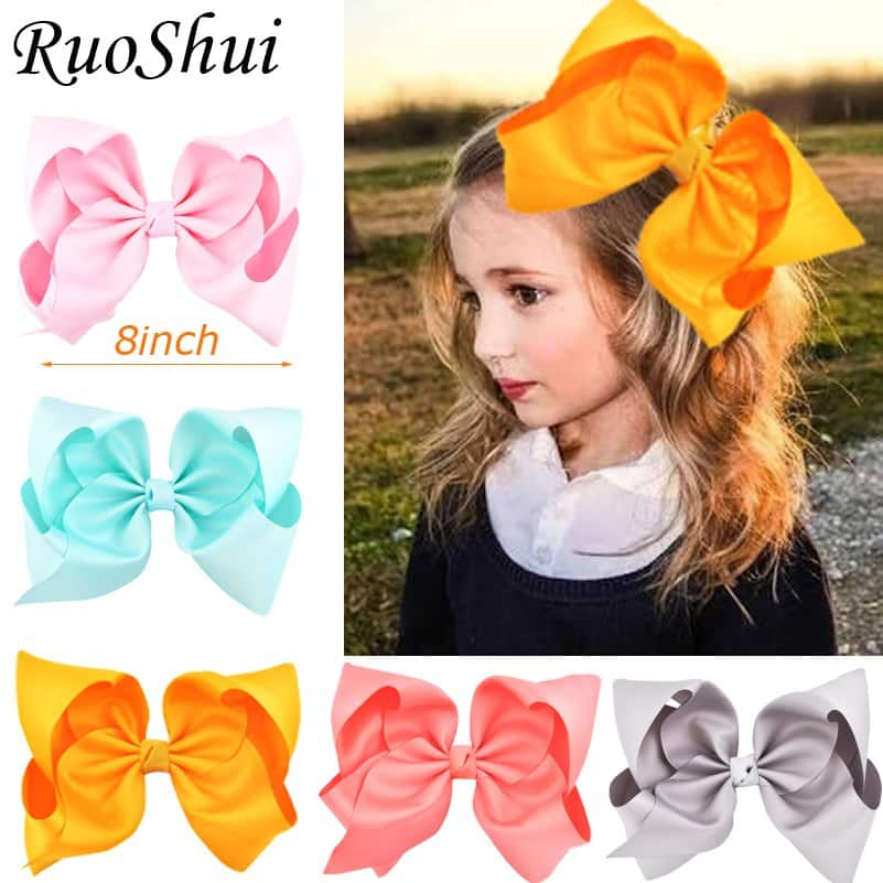 Hair Bows For Girls 8