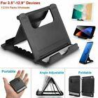 Adjustable Folding Desk Table Stand Holder For Mobile Phone Tablet PC Portable