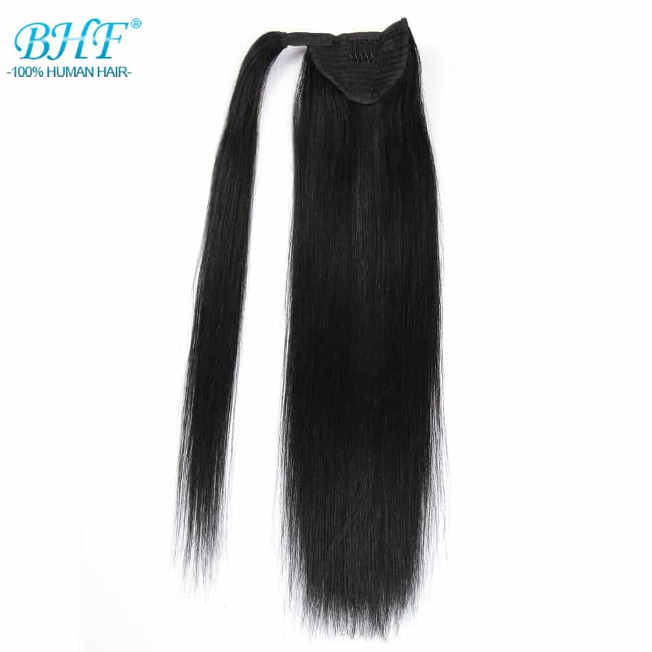 Human Hair Ponytail Extension 12