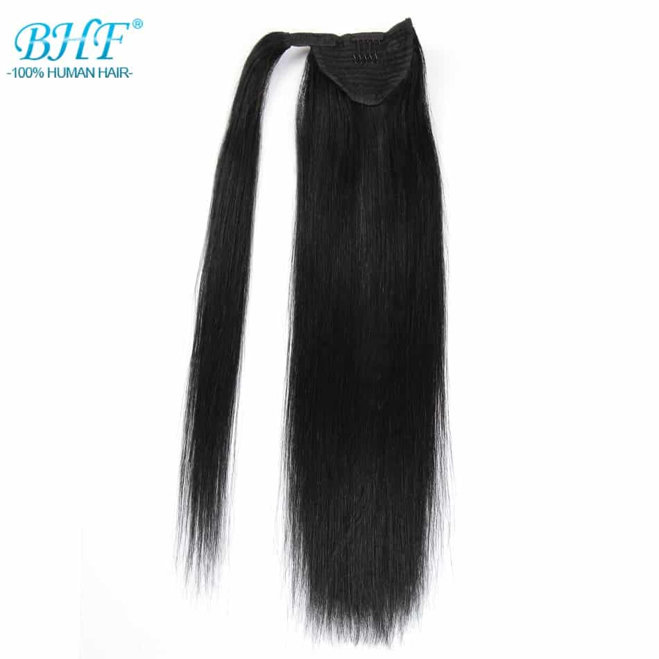 human hair extensions ponytail 16