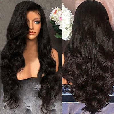Brazilian Hair Wigs Curly 14