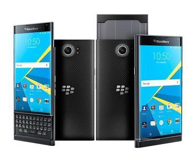 BlackBerry Priv STV100-1 32GB 4G LTE GSM AT&T Black - (Unlocked) Smartphone New