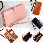 Business Pouch Holster Card Wallet PU Leather Soft Bag Case Cover For Cell Phone