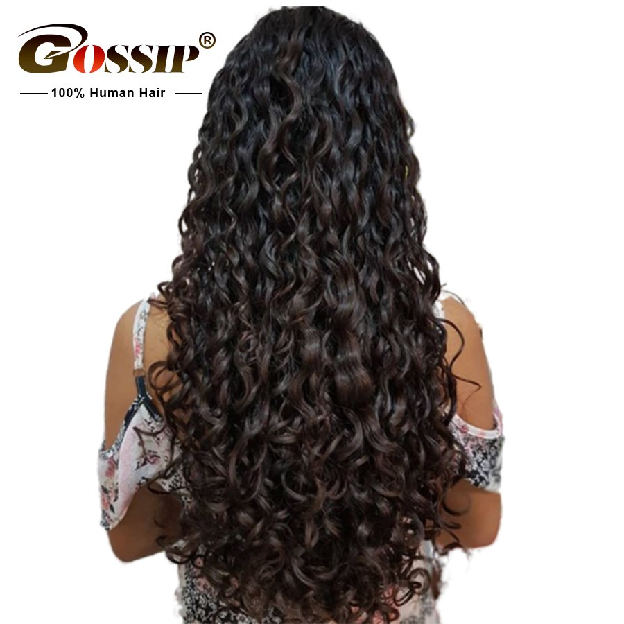 Curly Human Hair Wig Lace Front Human Hair Wigs For Black Women Lace Front Wig With Baby Hair Bleach Knots Remy Human Hair Wigs