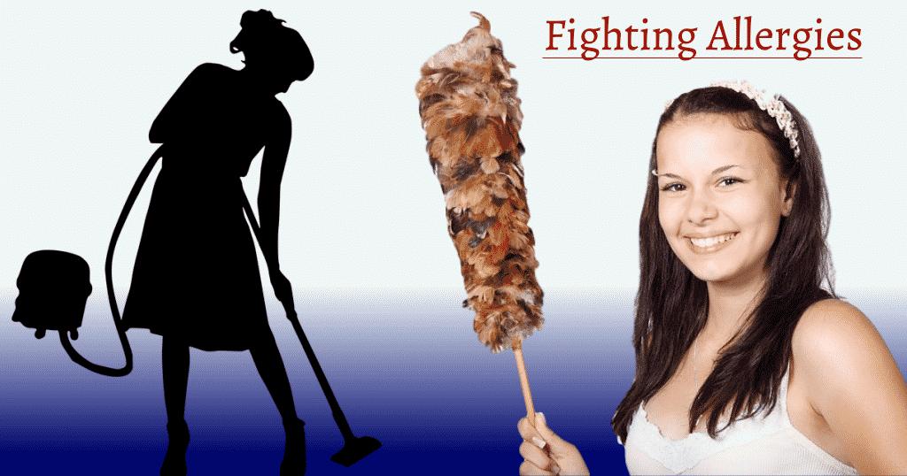 fighting allergies