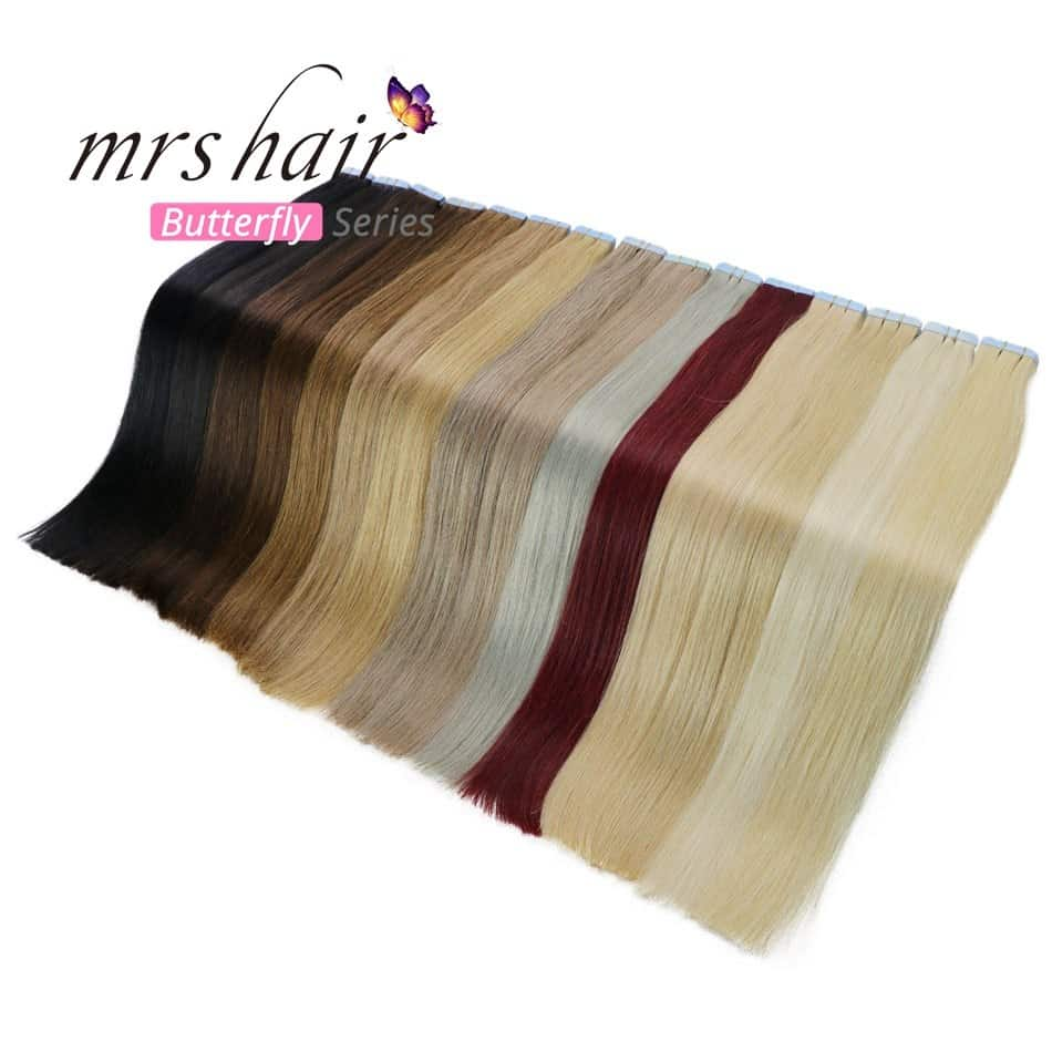 human hair extensions 19