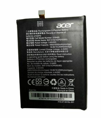 NEW Original Battery BAT-510 For Acer Mobile Cell Phone 19.25Wh 3.85V 5000mAh