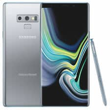Samsung Galaxy Note 9 10