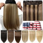 best human hair extensions clip in 1