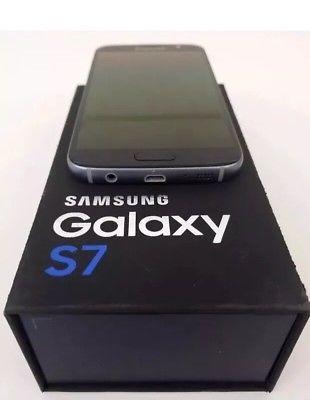 Samsung Galaxy S7 SM-G930A 32GB - (AT&T GSM UNLOCKED GLOBALLY) METRO & CRICKET