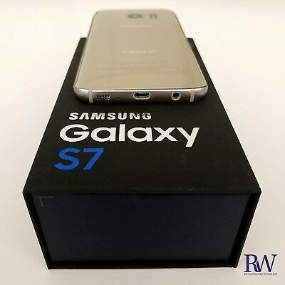 SAMSUNG GALAXY S7 SM-G930A-NEW OTHER MINT CONDITION W/ SAMSUNG BOX & ACCESSORIES