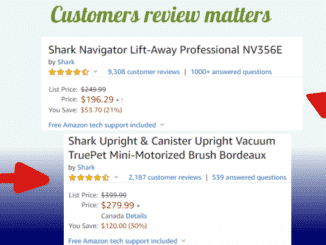 top Shark vacuum cleaners