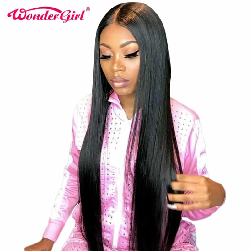 Brazilian Hair Wigs With Lace Front 20