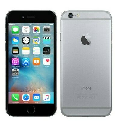 Apple iPhone 6 - 16GB - Space Gray - Fully Unlocked, Excellent Condition