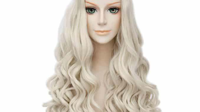 Wigs Blonde 5