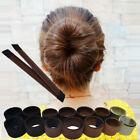 Fashion Magic DIY Hair Styling Donut Former Foam French Twist Bun Maker Tool