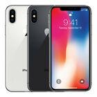 "Apple iPhone X 256GB ""Factory Unlocked"" 4G LTE iOS WiFi 12MP Camera Smartphone"