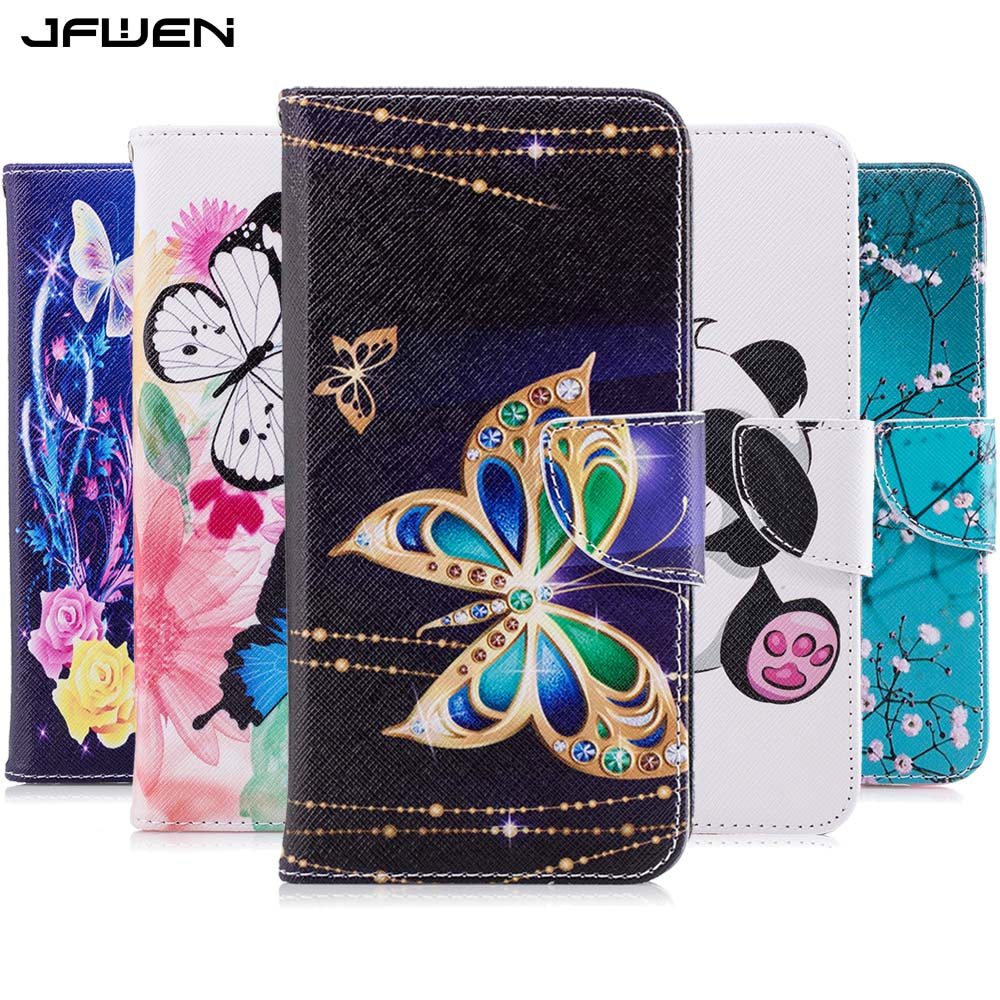 Case For Fundas Samsung Galaxy S8 S9 S10 Plus S10E Case Leather Wallet Flip Phone Cases For Samsung Galaxy S9 S8 Plus Case Cover