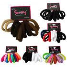 Elastic Hair Ties Rubber Band Ropes Ring Scrunchies Women Girl SWEETY