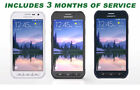 Samsung Galaxy S6 Active GSM Unlocked Phone SRB + Free 3 Months Service Plan
