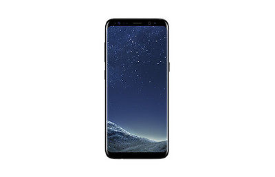 Samsung Galaxy S8 SM-G950U1 - 64GB - black (Unlocked) Very Good
