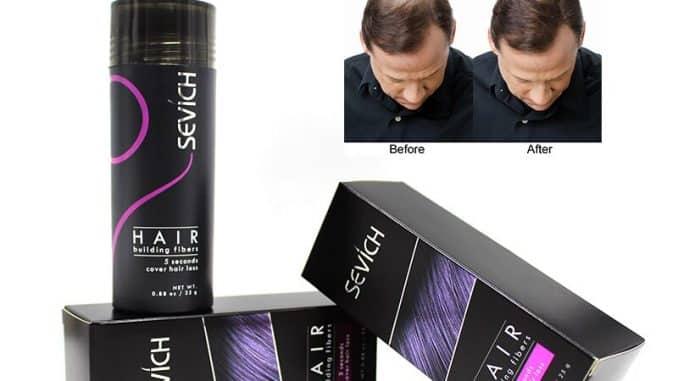 Black Hair Fibers 7