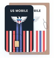 T-Mobile Phone numbers US Mobile Prepaid SIM Card Starter Kit Custom Plans from