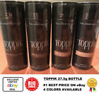 Toppik Hair Building Fibers 27.5g Black Light Medium Dark Brown FAST FREE SHIP !
