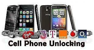Unlock Code for Samsung Galaxy S7 Edge, Note 8, S8/S8+ (Rogers/Fido) CANADA