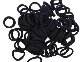 Black Hair Ties 19