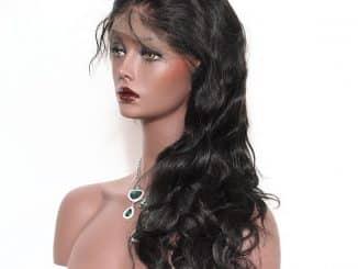 Black Hair Wigs 16