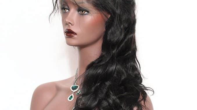 Black Hair Wigs 5