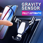 2019 Gravity Mobile Phone Holder Air Vent Outlet Mount Aluminum Alloy Universal