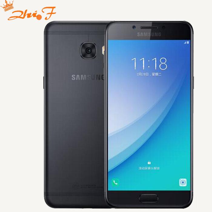 Original Samsung Galaxy C5 Pro 2017 Mobile Phone C5010 4GB+64GB