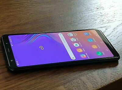 Samsung Galaxy A7 (2018) A750FN 64GB Dual Sim - MINT CONDITION PHONE ONLY