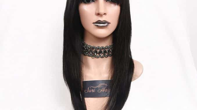 Black Hair Wigs For African Women 2