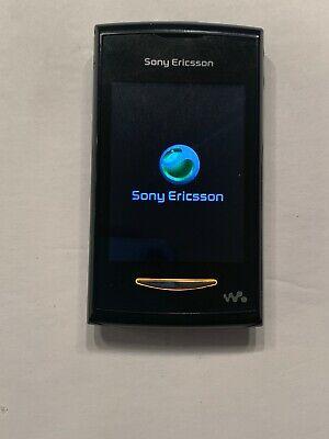 "Unlocked Sony Ericsson W150i ""Yendo"" Prototype Marked Not For Sale New Condition"