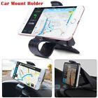 Upgrade Car Dashboard Mount Holder Cell Phone GPS Stand Cradle HUD Designed 2019